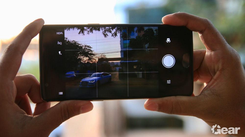 OnePlus 3T Camera App