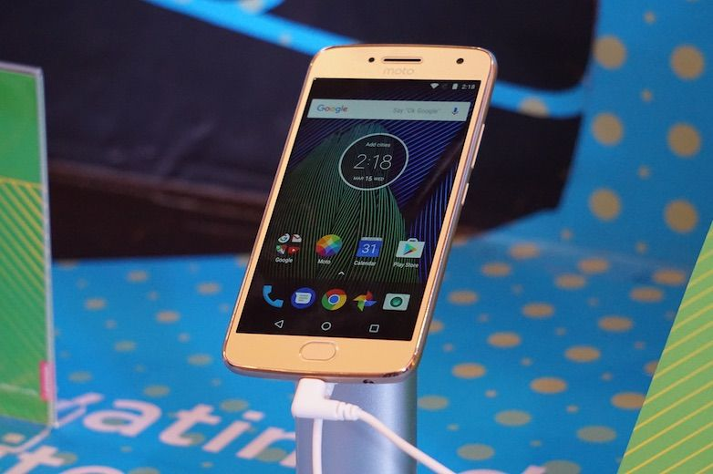 Moto G5 Plus: Initial Impressions of the new mid-ranger from Lenovo