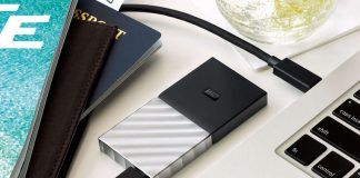WD My Passport SSDs