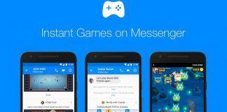 Instant Games for Messenger