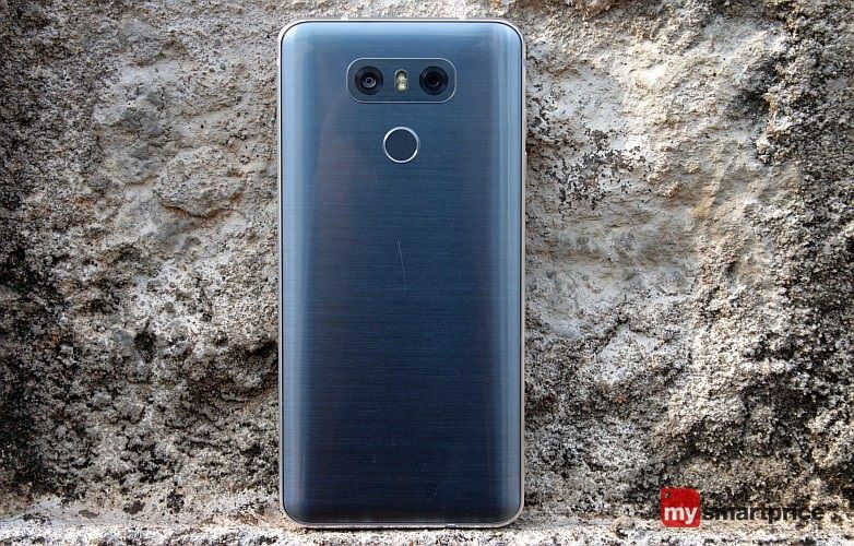 LG G6 Review 02 Rear