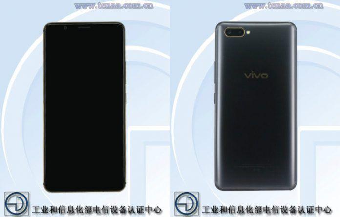 Vivo X20 Plus UD TENAA