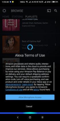 Amazon Prime Music India - Android App