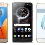 Motorola Moto E4 Plus vs Lenovo K8 Plus vs Oppo A71 2018