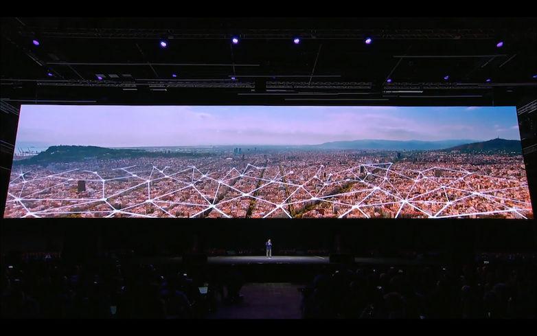 Samsung Galaxy S9 MWC Barcelona Launch