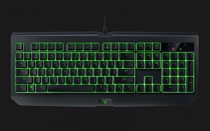 Razer BlackWidow Ultimate Gaming Keyboard launched in India