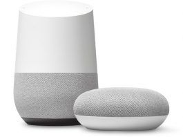Google Home Google Home Mini Smart Speakers