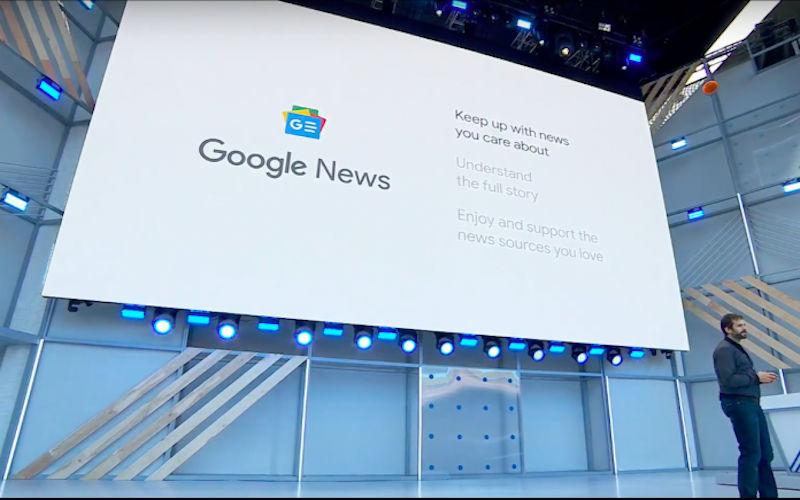 Google I/O 2018: Full Coverage Feature