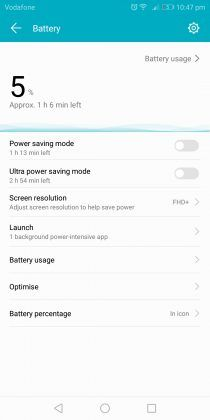 Honor View 10 battery -1