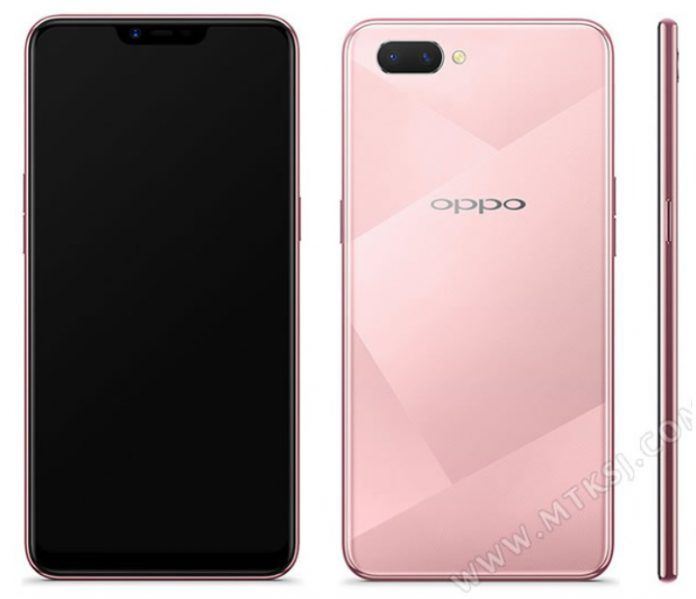 75e5bacaa OPPO A5 with 6.2-inch display
