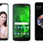 Redmi Note 5 Pro vs Moto G6 vs Honor 9i (2018)