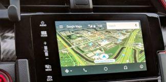 Google Maps Satellite View Android Auto