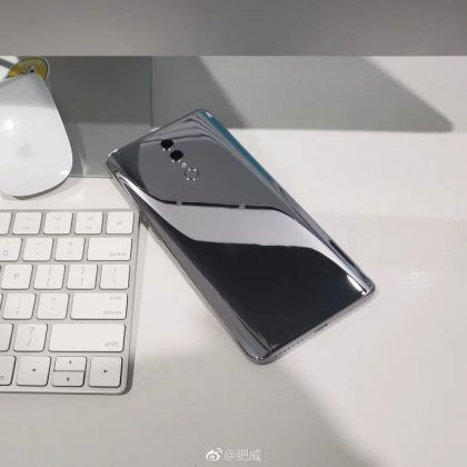 Honor Note 10 leaked image 2