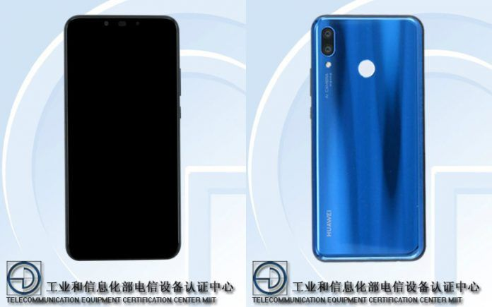 Huawei Nova 3 Specifications Revealed by TENAA Ahead of Official