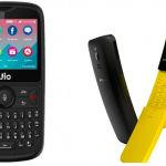 Jio Phone 2 vs Nokia 8110 4G