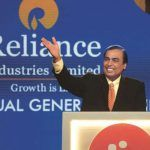 Mukesh Ambani Reliance Industries Ltd RIL jio