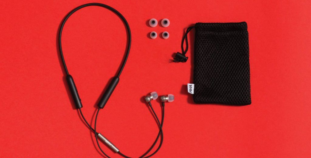 RHA MA390 Wireless Bluetooth Earphones