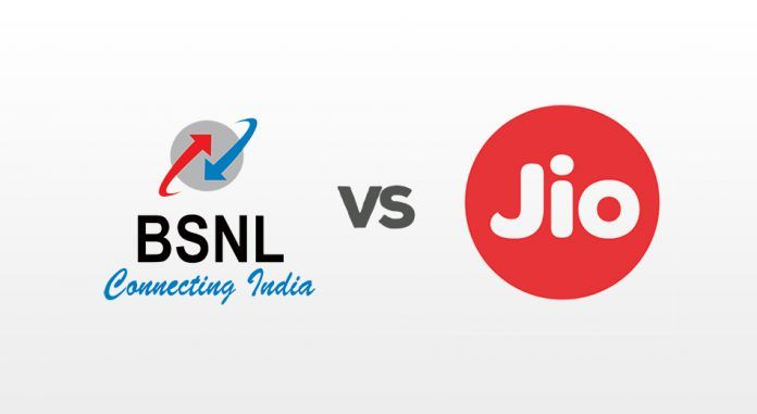 BSNL-Jio Recharge Plans