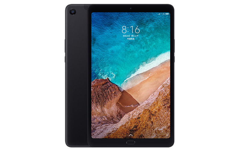 Xiaomi Mi Pad 4 Plus Running Android 9 Pie Spotted On
