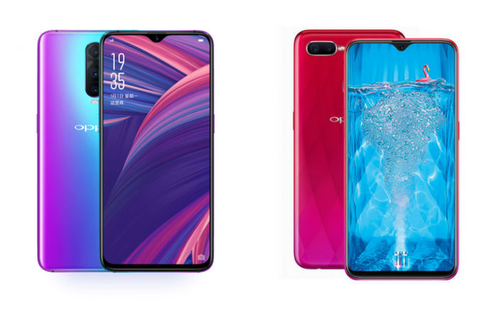 OPPO R17 Pro vs OPPO F9 Pro: 5 Important Differences That