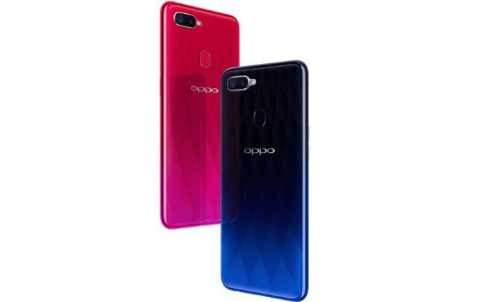 Oppo F9 Pro vs Oppo F9: What's Different in Specifications