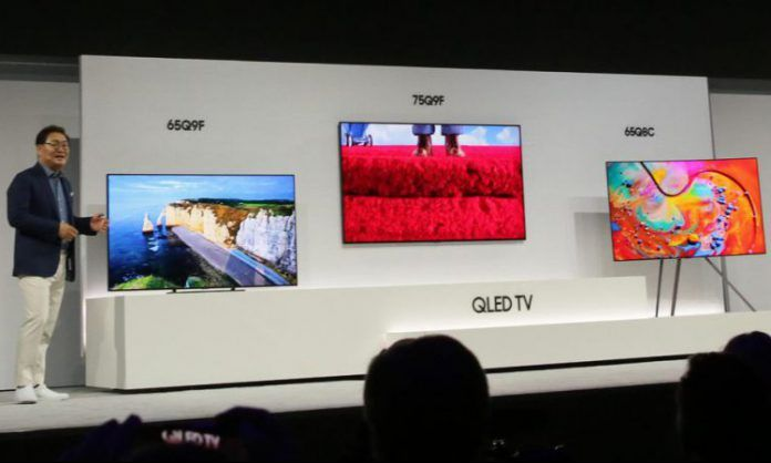 Samsung TVs To get 'Remote Access' To Control Apps Installed On PC