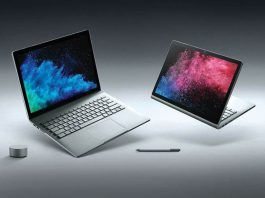 Microsoft Surface Book 2, Surface Laptops Launched in India With Price Starting at Rs. 86999