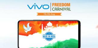 Vivo Freedom Carnival