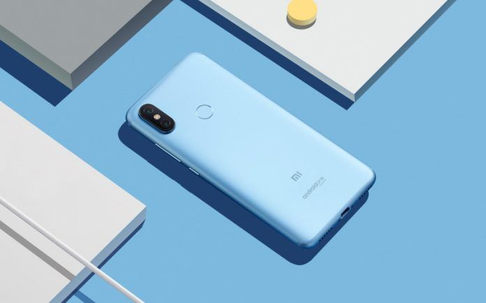 Xiaomi Mi A2 Software Update Brings 1080P 60fps Video Recording