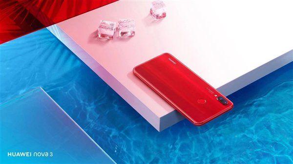 Huawei Nova 3 Series Hits 2 million Sales in a Month, Nova 3