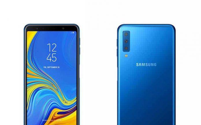 Samsung Galaxy A7 (2018), Galaxy J6 Plus, J4 Plus, J8