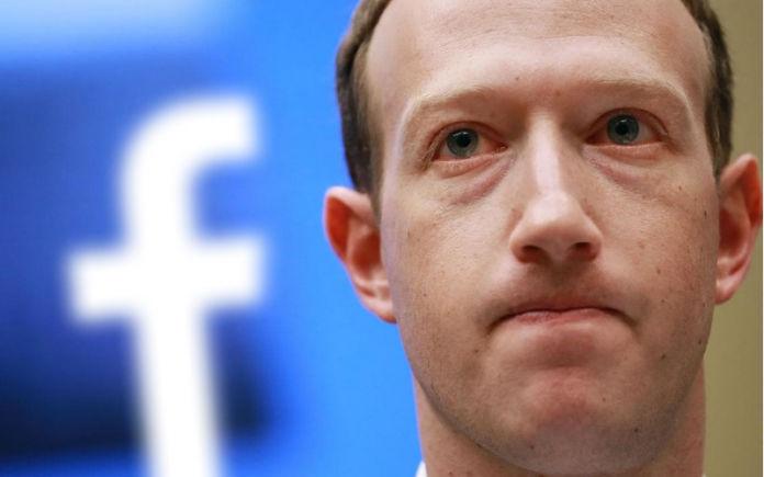 FB CEO Mark Zuckerberg