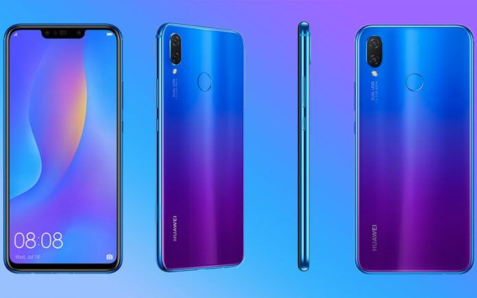 Huawei Nova 3i 6GB+128GB Memory, New Acaia Red Color Variants Launched in China: Price, Features