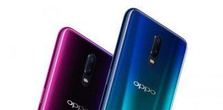 OPPO-R17 Smartphone