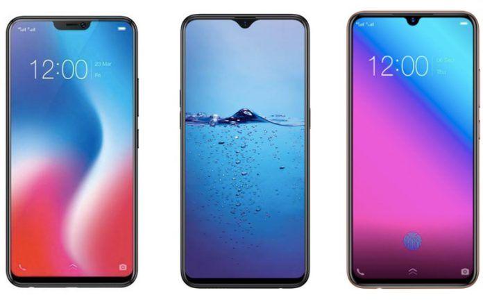 Vivo V9 Pro vs OPPO F9 vs Vivo V11: 3 Latest Smartphones