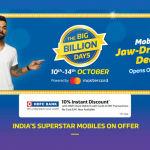 Flipkart Big Billion Days Mobiles