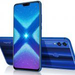 Honor 8X New Mirage Blue Color Variant With Gradient Finish Launched in China