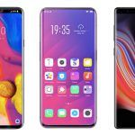 LG V40 ThinQ vs Oppo Find X vs Samsung Galaxy Note 9