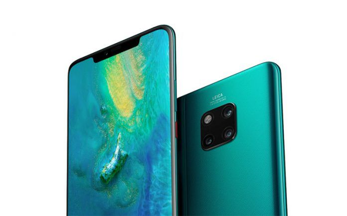 Huawei Mate 20 Pro Soon To Launch in India Alongside New Tablets and PCs, To be Amazon Exclusive