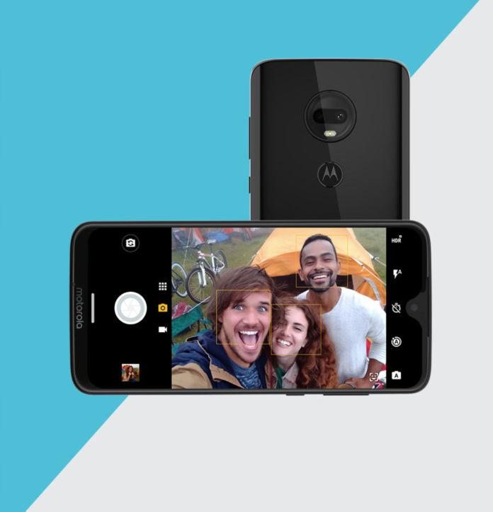 Moto G7 Cameras