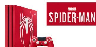Spider-Man-Edition PS4 Pro