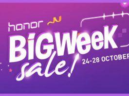 Honor Big Week Sale