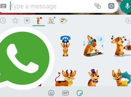 Whatsapp Stickers Feature for Android Users