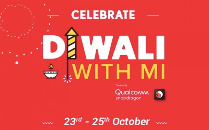 Xiaomi Diwali With Mi Sale