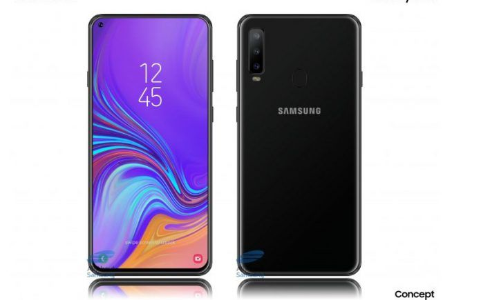 Galaxy A8s cover image