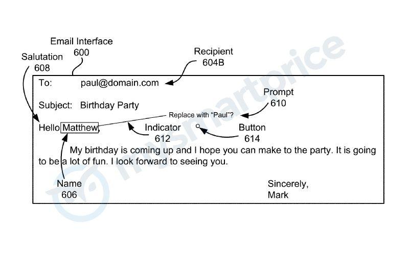 Google Gmail AI Feature Contextual Correction
