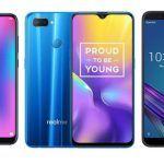 Honor 8C vs Realme U1 vs Asus Zenfone Max Pro M1-