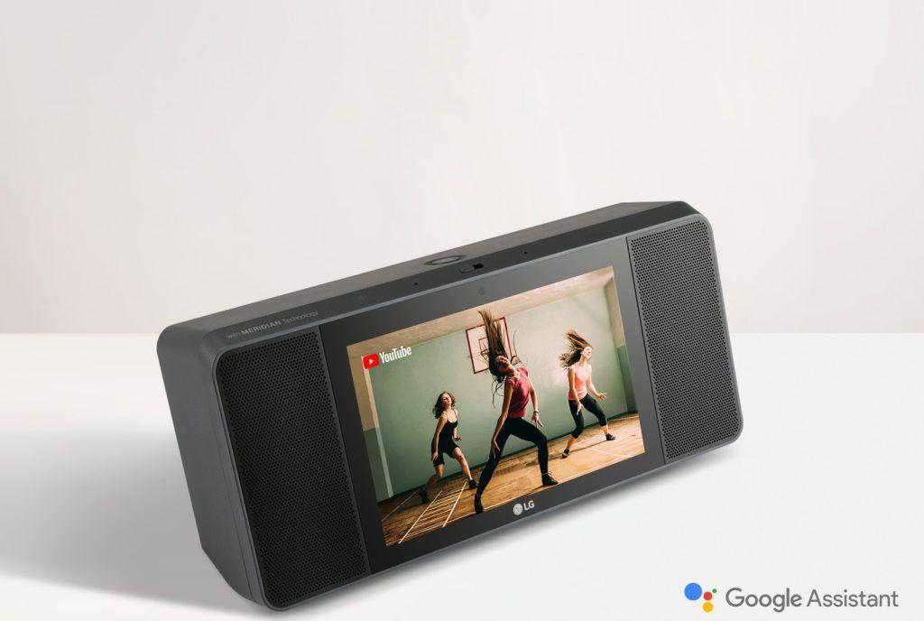 LG XBoom AI ThinQ WK9 - YouTube