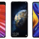 Lenovo Z5 Pro,Honor Magic 2,Mi MIX 3
