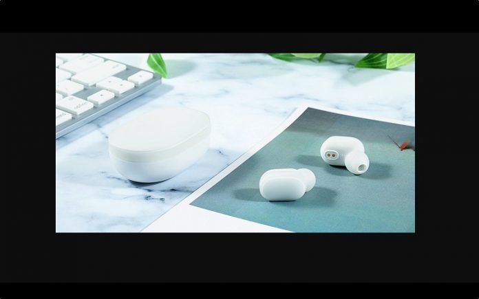 Xiaomi AirDots Youth Edition Earphones Powered by Bluetooth